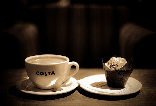 Ресторан Costa Coffee  - фотография 11