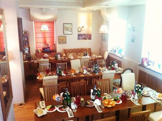 Ресторан Главкофе - фотография 14 - Банкеты любой сложности