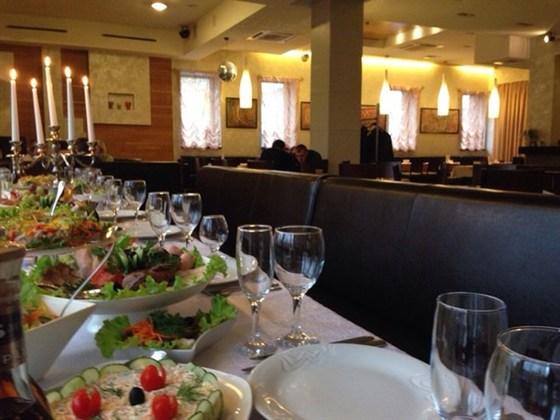 Ресторан Вкусная империя - фотография 9