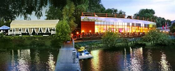 Ресторан River Lounge - фотография 15
