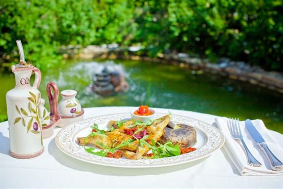 Ресторан Di campagna - фотография 11 - летние блюда