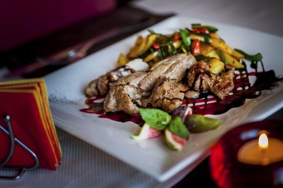 Ресторан Дюплекс - фотография 2