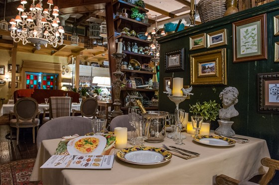 Ресторан Беллуччи - фотография 3