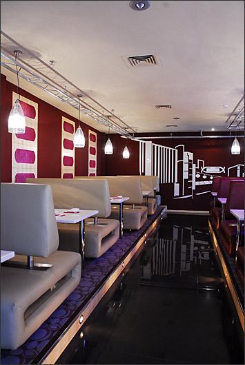 Ресторан Фабрика суши - фотография 5