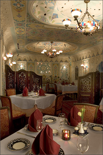 Ресторан Золотая Бухара - фотография 15