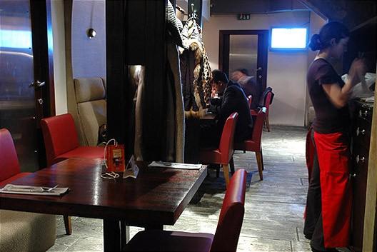 Ресторан Сити-гриль - фотография 1