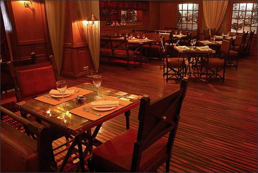 Ресторан Люмьер - фотография 13