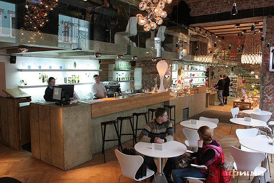 Ресторан Boomcafe - фотография 2