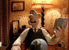 Уоллес и Громит: Большая прогулка (A Grand Day Out with Wallace and Gromit)