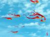 Фестиваль воздушных змеев «Небо в рифму»