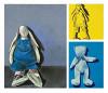 Выставка произведений мастеров в помощь особенным детям