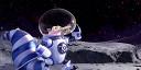 «Ледниковый период: Столкновение неизбежно»: белка в космосе