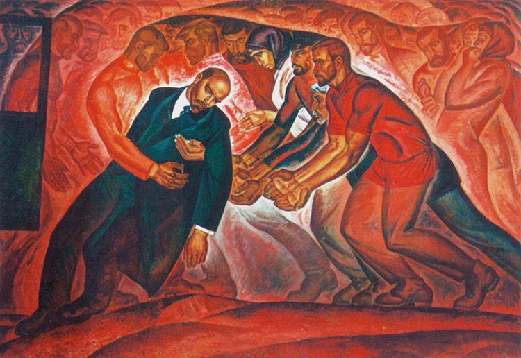 20 картин про убийства в русской живописи