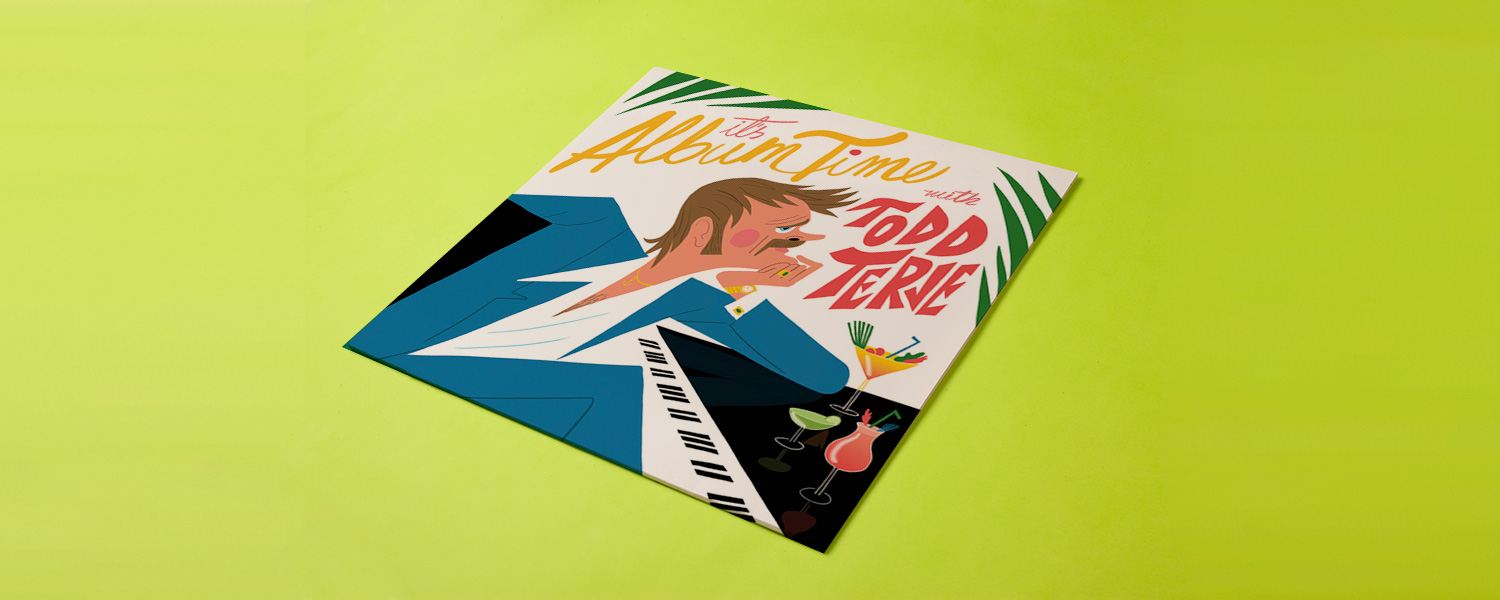 7. Todd Terje «It's Album Time»