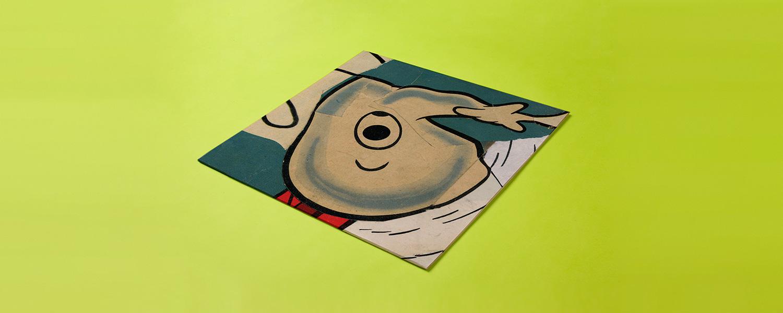 Eric Copeland «Logo My Ego»