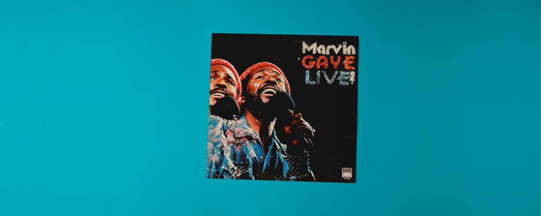 «Marvin Gaye Live!» (1974)