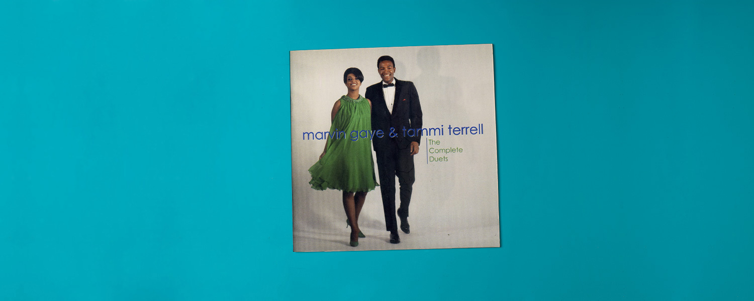 Marvin Gaye & Tammi Terrell — «Marvin Gaye and Tammi Terrell's Greatest Hits» (1970)