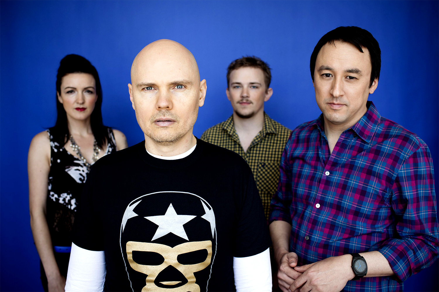 Два новых альбома The Smashing Pumpkins