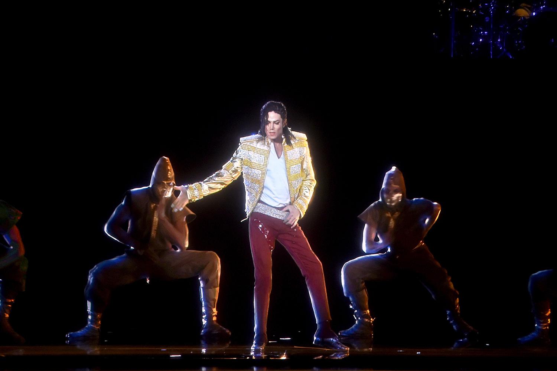 Голограмма Майкла Джексона на Billboard Music Awards