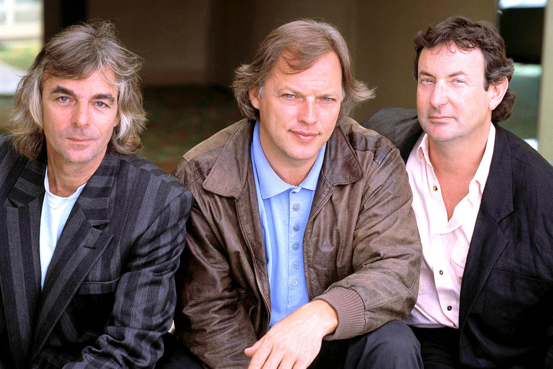 Новый альбом Pink Floyd