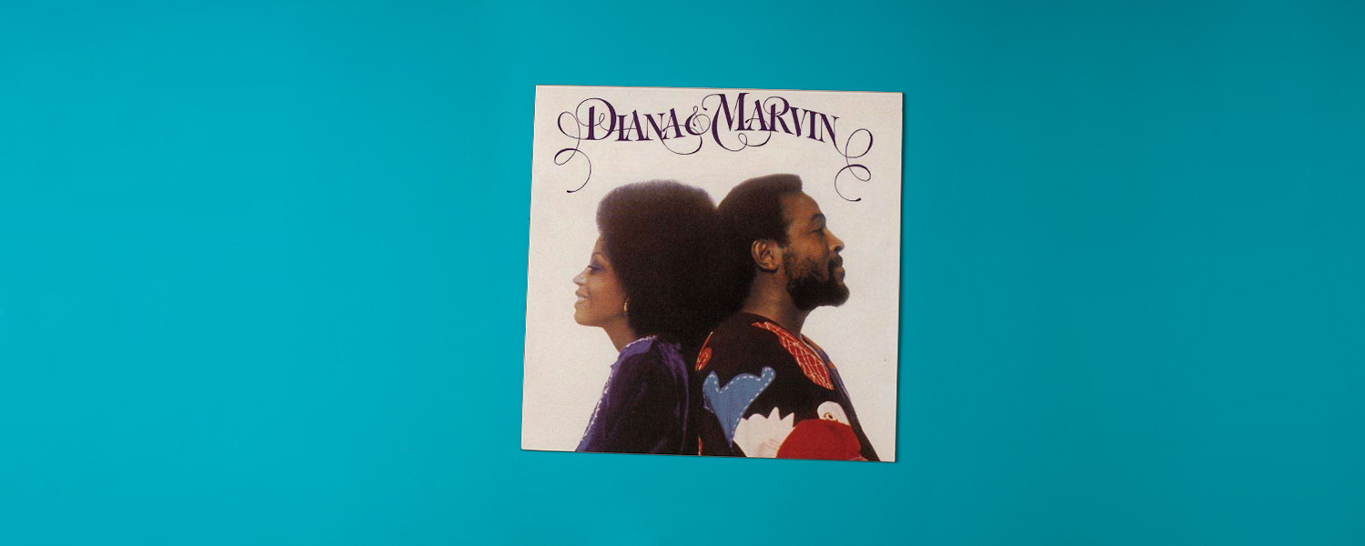 Marvin Gaye & Diana Ross — «Diana & Marvin» (1973)