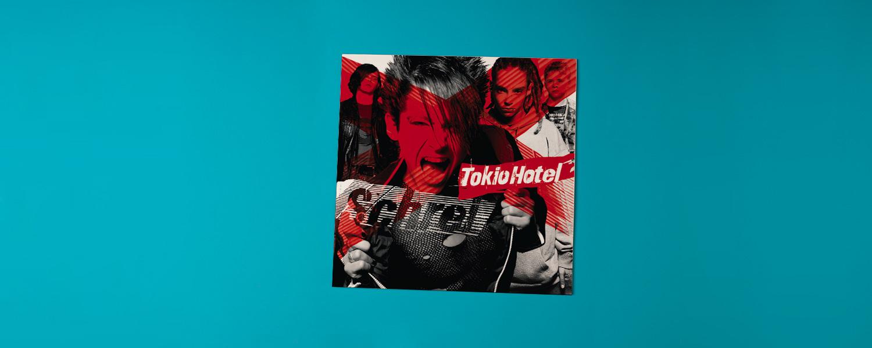 Tokio Hotel «Schrei» (2005)