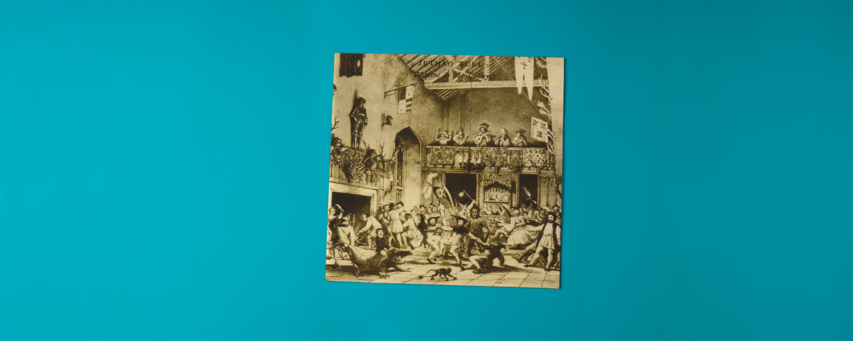 «Minstrel In the Gallery» (1975)