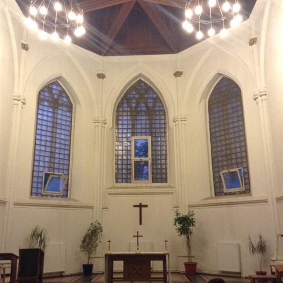 Фото англиканская церковь Святого Андрея