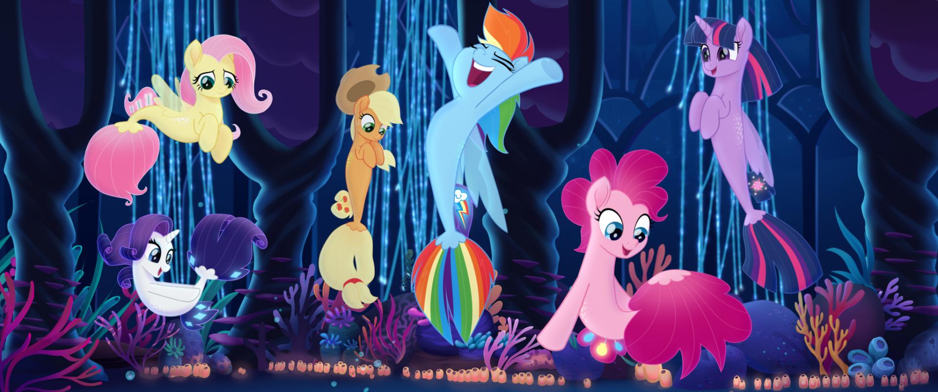 My Little Pony в кино смотреть фото