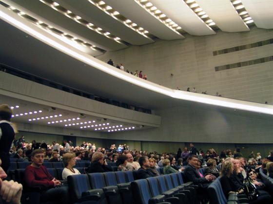 Фото концертный зал Октябрьский
