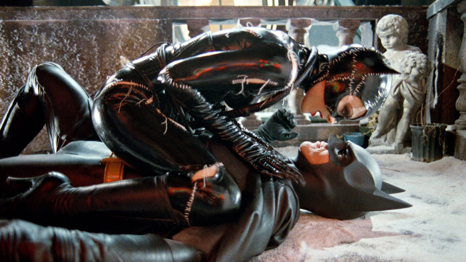Бэтмен возвращается смотреть фото