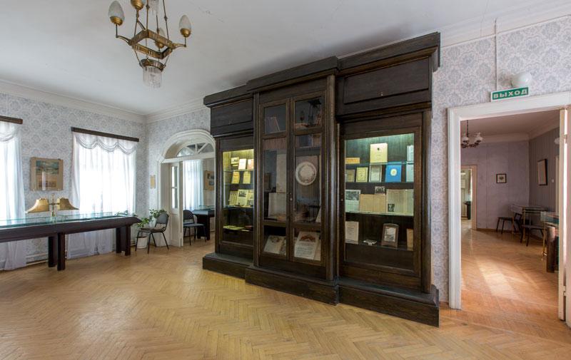 Экспозиция Дома-музея Вересаева смотреть фото
