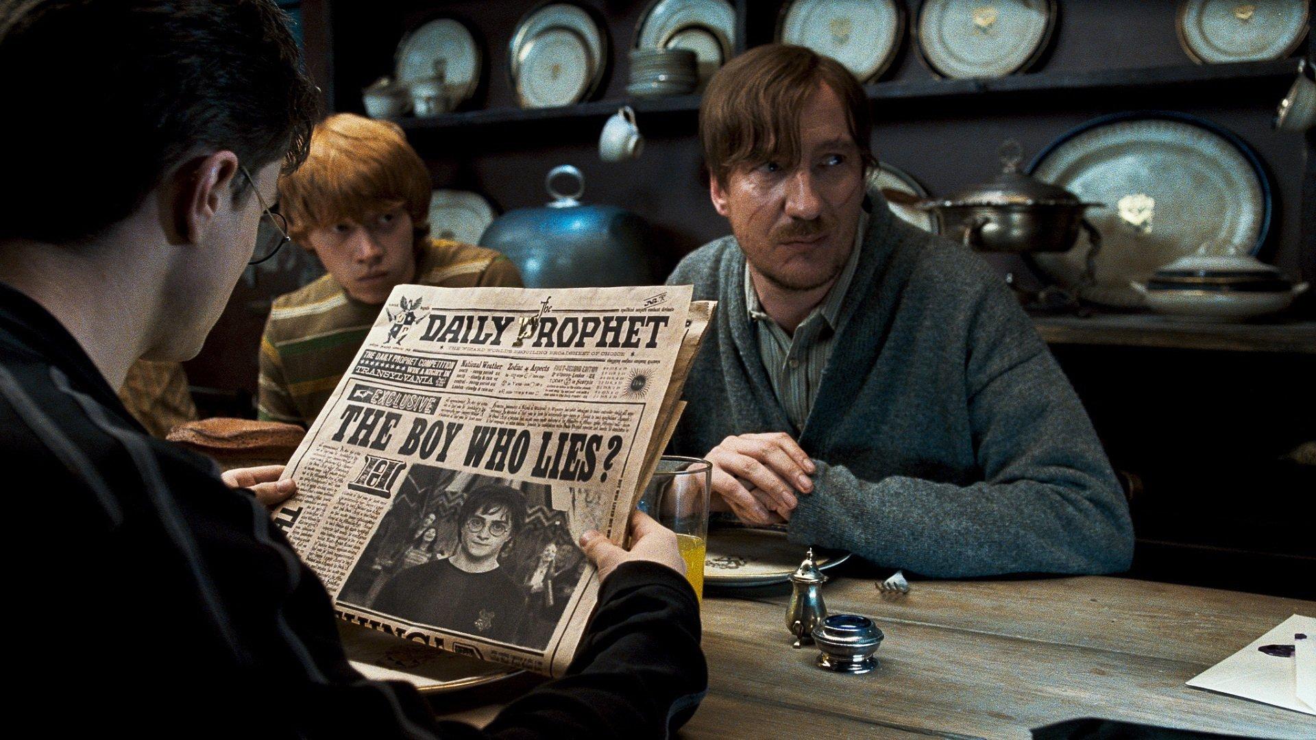 Гарри Поттер и Орден Феникса смотреть фото