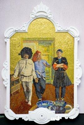 Борщ и шампанское. Избранные произведения из коллекции Владимира Овчаренко смотреть фото