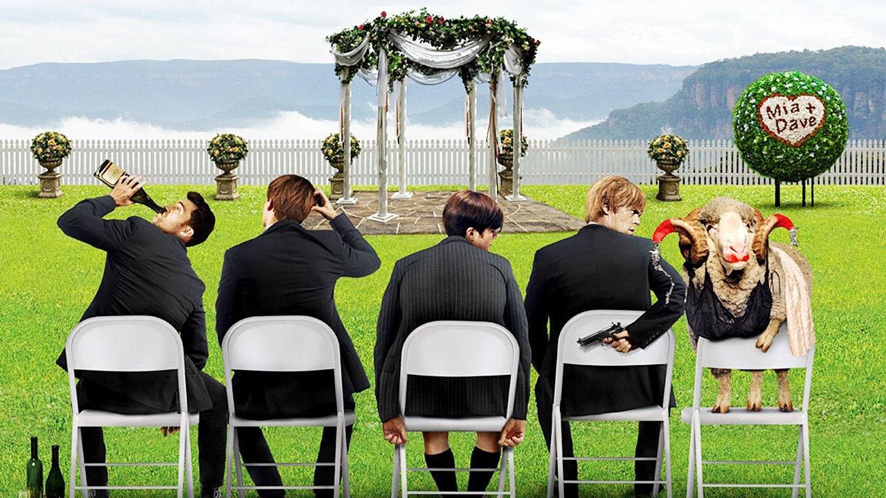 Свадебный разгром смотреть фото