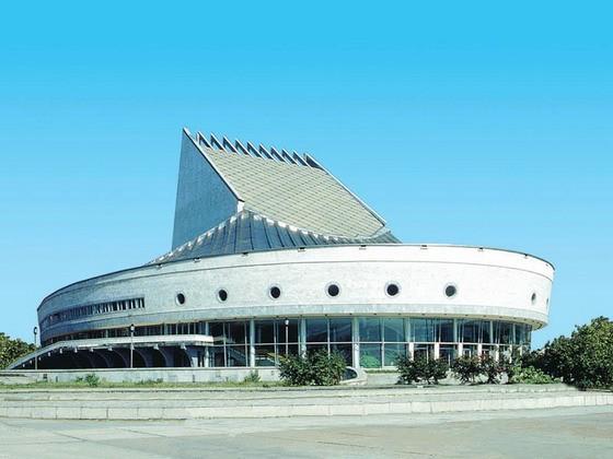 Фото театр Глобус