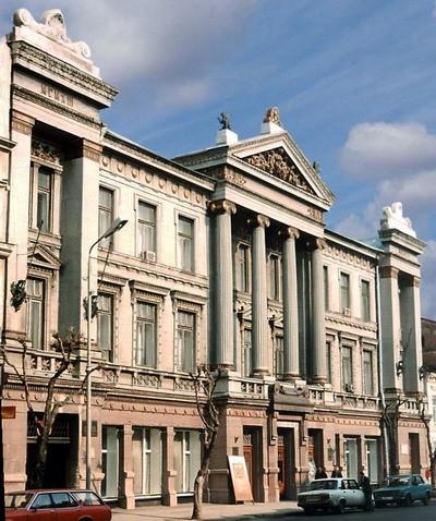 Фото самарский художественный музей