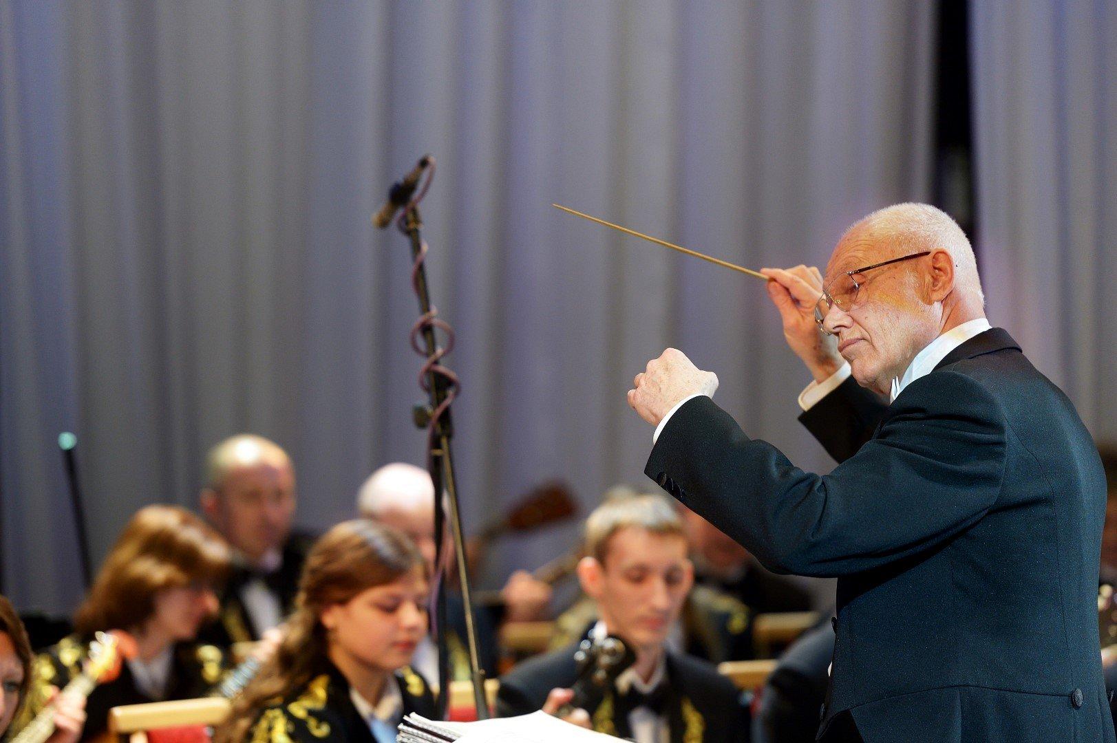 Русский народный оркестр «Виртуозы Кубани» смотреть фото