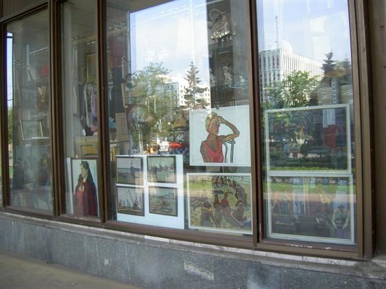 Фото галерея Арт-cалон на Октябрьской