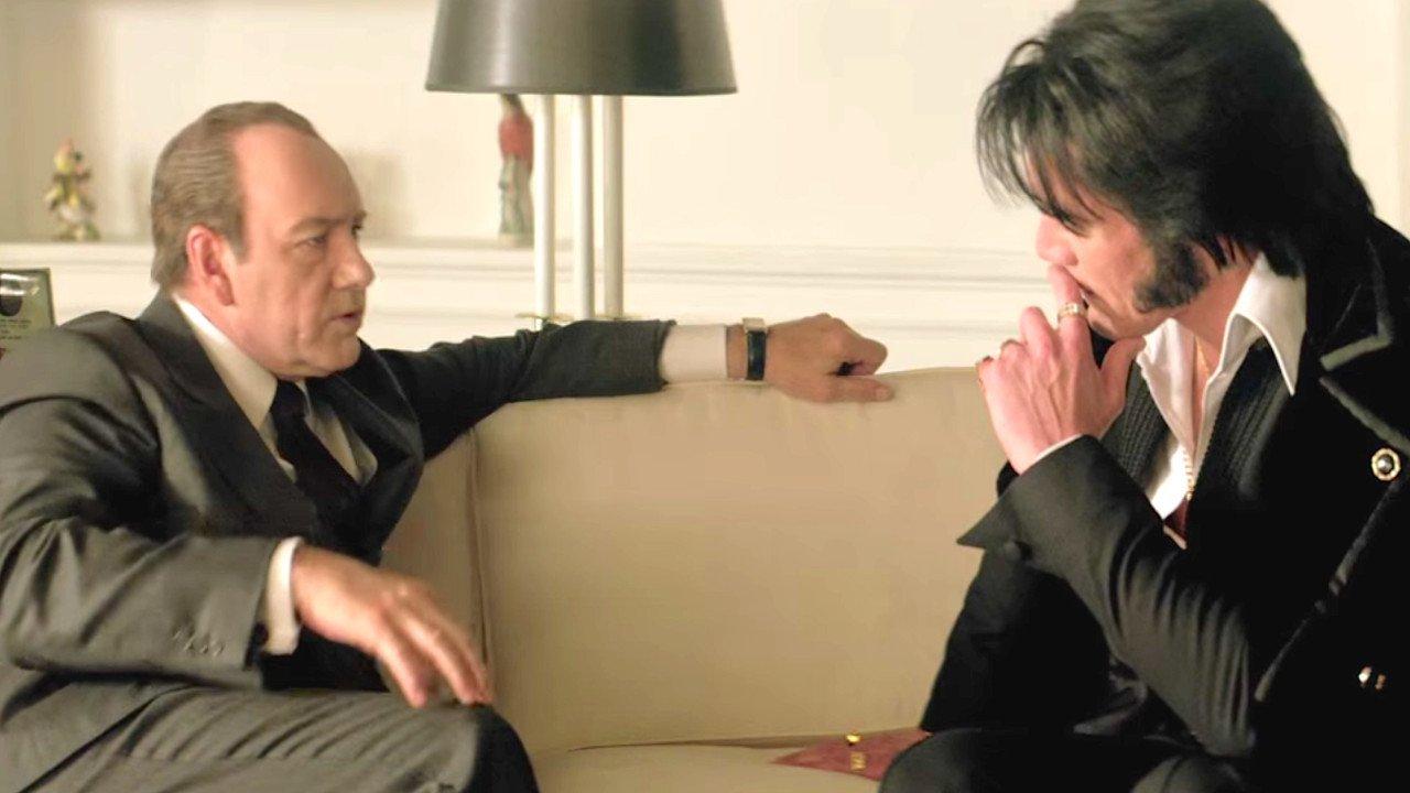 Элвис и Никсон смотреть фото