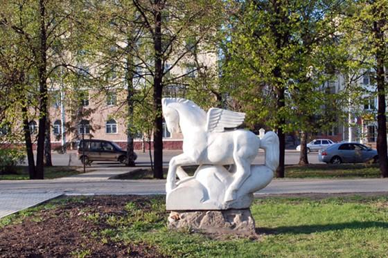 Фото скульптурные группы
