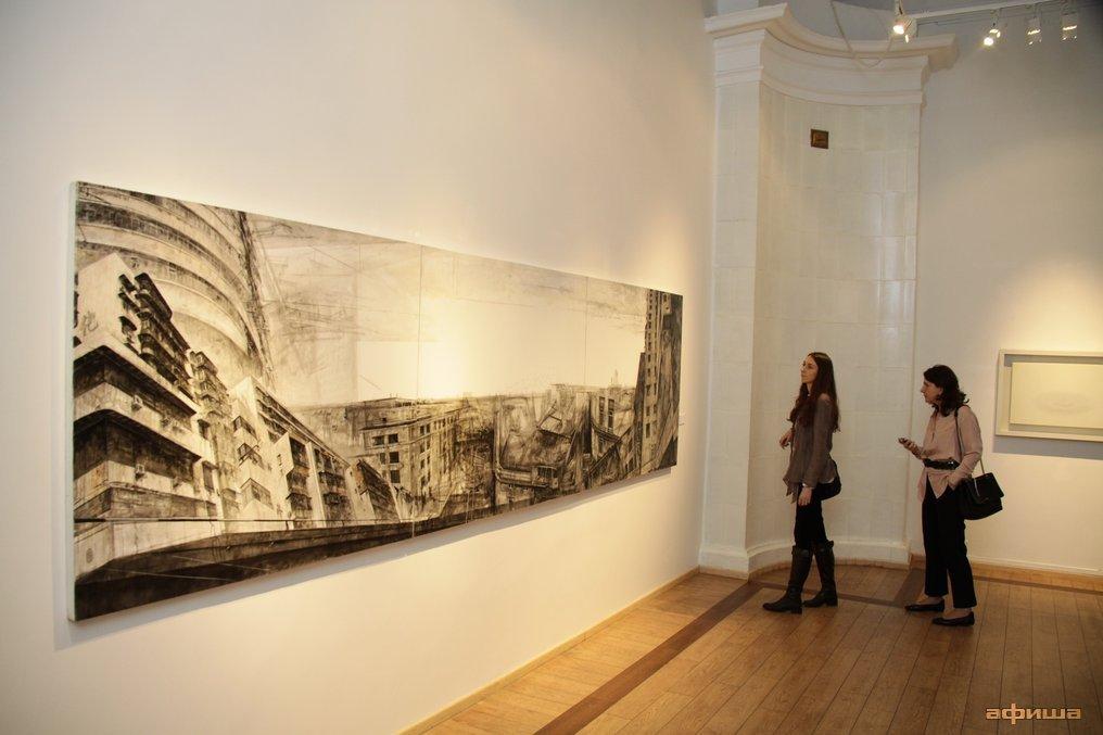 Фото музей ММОМА на Петровке