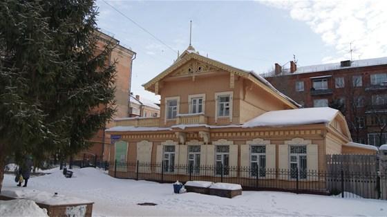 Фото музей Кондратия Белова