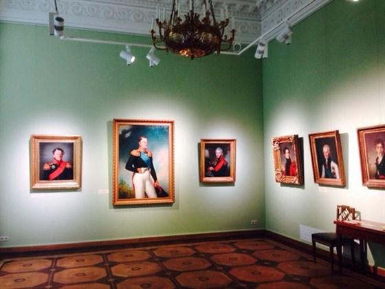 Фото выставочный зал Фонд «Русское культурное наследие»