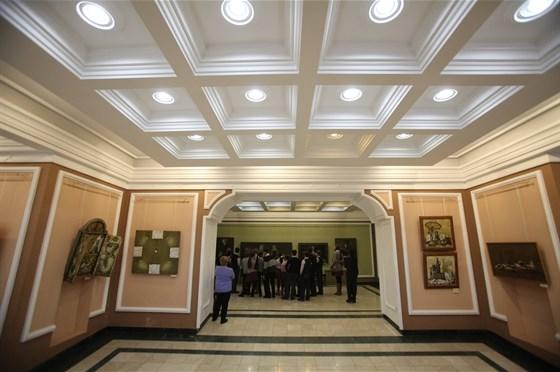 Фото художественный музей им. Сукачева. Сибирское искусство