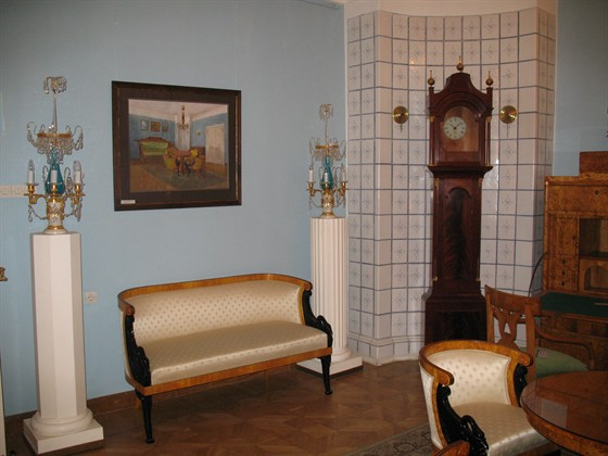 Фото музей мебели