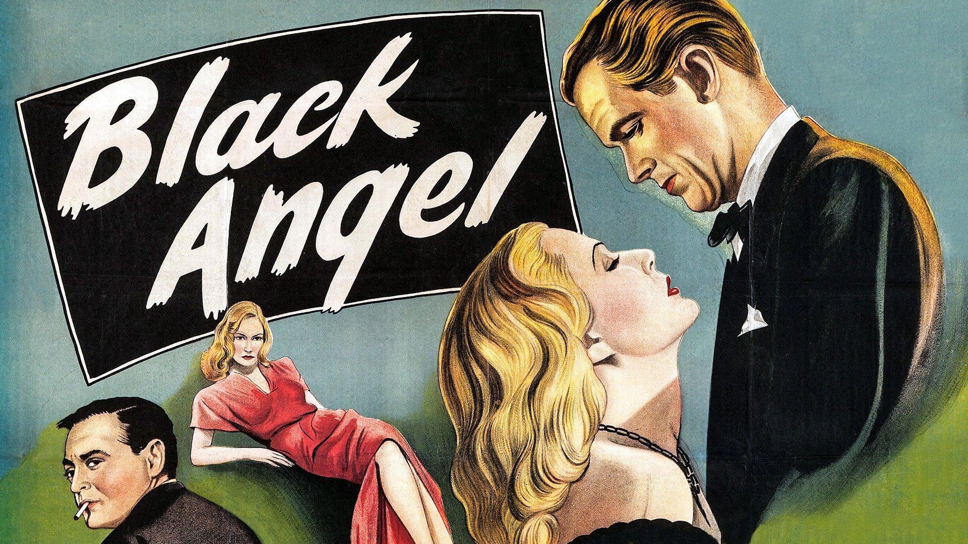 Черный ангел смотреть фото