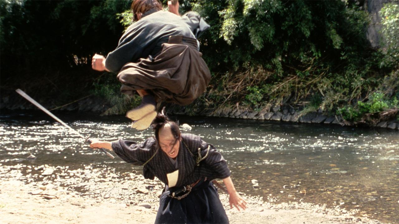 Сумрачный самурай смотреть фото