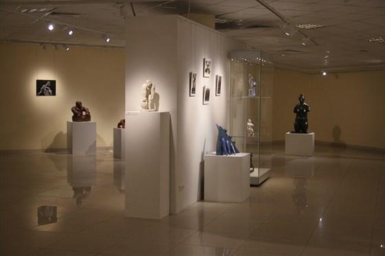 Фото выставочный зал Росизо