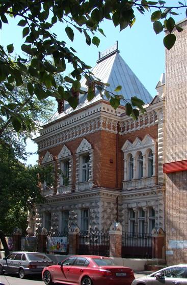 Секс в музее тимирязева